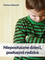 nieposłuszne dzieci okładka druk